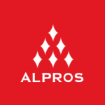 アルプロスのロゴマーク