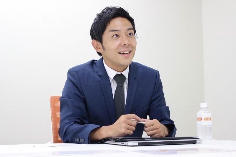 PROGRIT(プログリット)コンサルタントの奥田拓陽さん