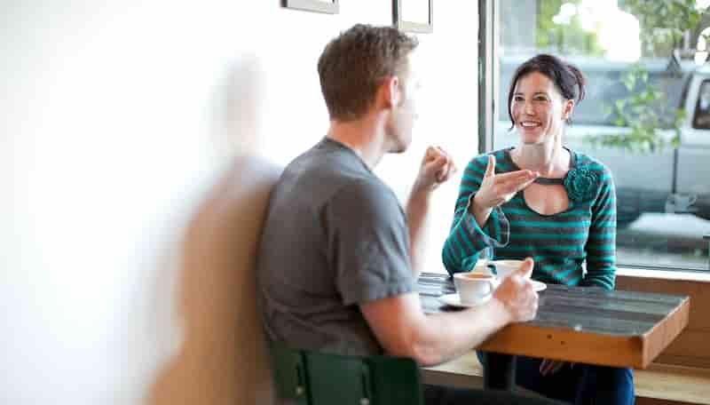 英会話教室に求める男性との出会い