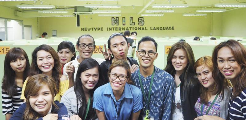 語学学校NILSの特徴