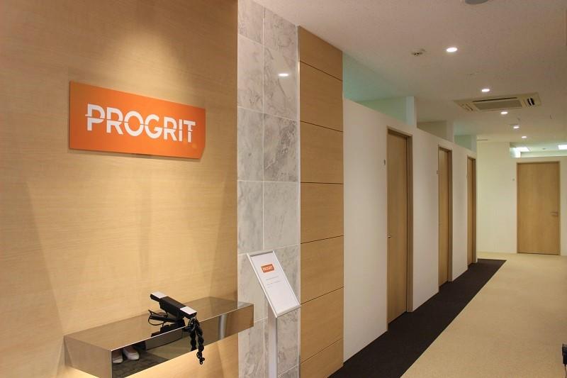 PROGRIT(プログリット)神田校のエントランス写真