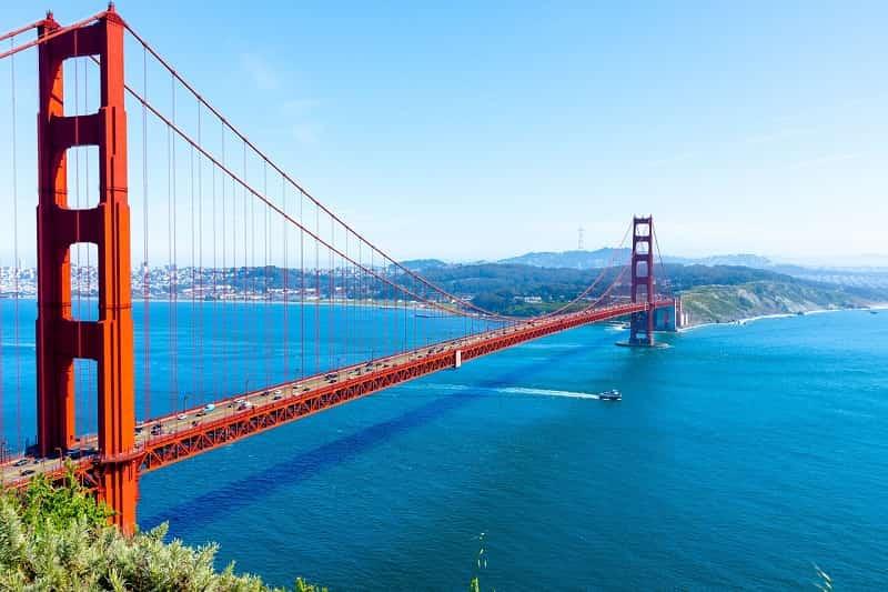 人気のアメリカ・サンフランシスコ留学