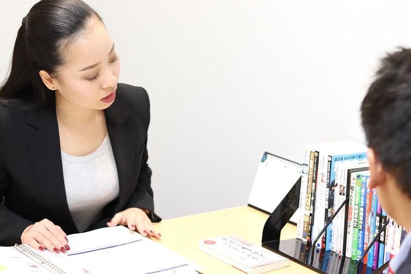 トライズ(TORAIZ)東京新宿センターの女性コンサルタント