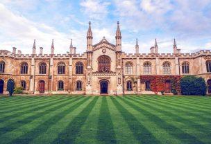 英国ケンブリッジ大学