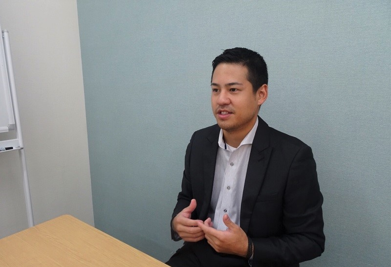 NLPE英語コーチングスクールの代表コーチ・南山さん