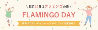 フラミンゴ・オンラインコーチング「フラミンゴの日」